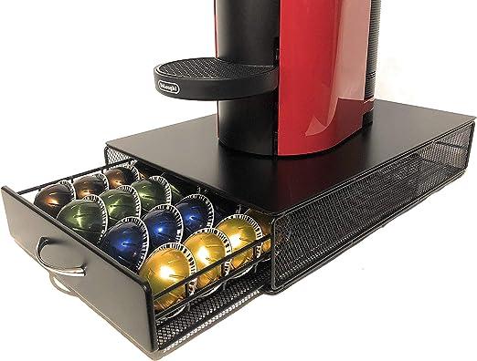 TrustInCoffee Nespresso Vertuo - Soporte para cápsulas de café (40 unidades): Amazon.es: Hogar
