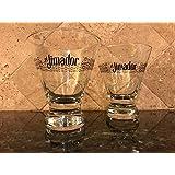 El Jimador Stemless Martini Glasses (Set of 2)