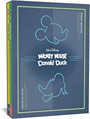 Disney Masters Collector's Box Set #3 (Walt Disney's Mickey Mouse & Donald Duck): Vols. 5 & 6 (The Disney Masters Collection