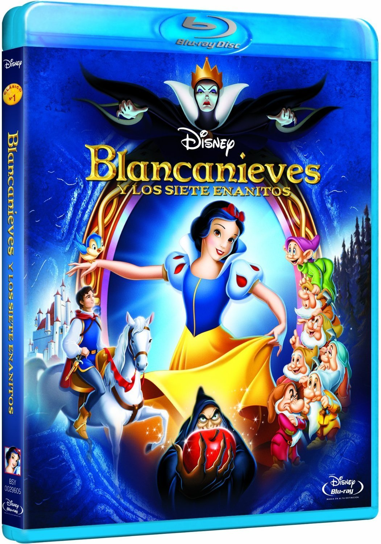 Blancanieves Y Los Siete Enanitos Blu Ray Movies Tv