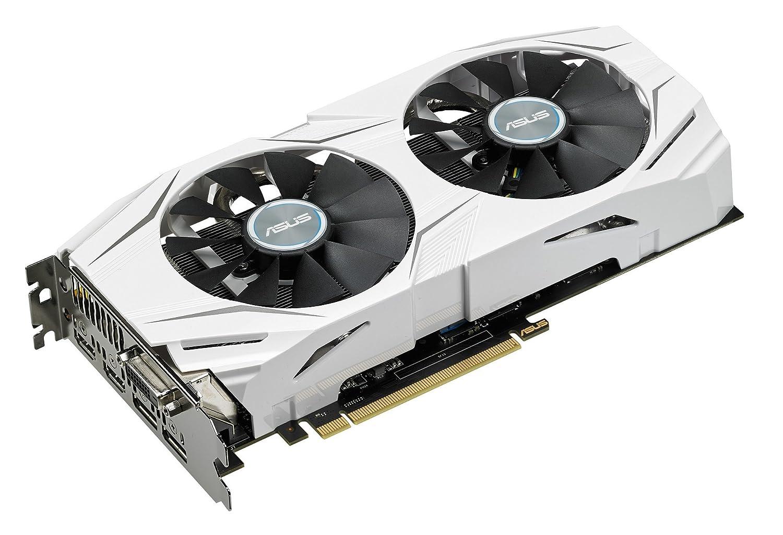 Amazon.com: ASUS GeForce GTX 1060 6GB Dual-Fan OC Edition VR Ready Dual HDMI DP 1.4 Gaming Graphics Card (DUAL-GTX1060-O6G) (Renewed): Computers & ...