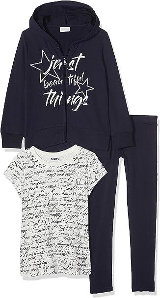 MEK Baby-M/ädchen Bekleidungsset