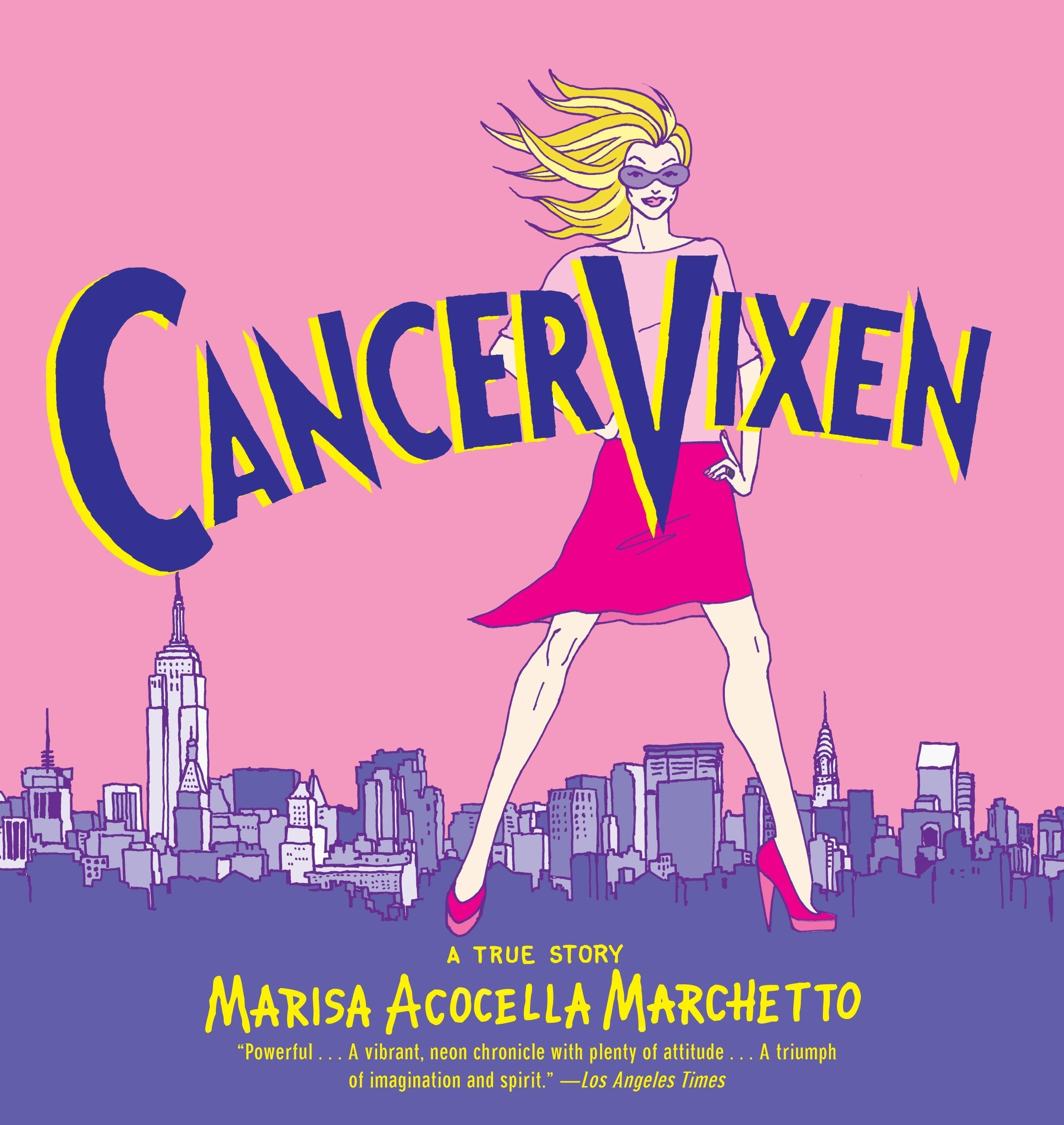 Cancer Vixen: A True Story (Pantheon Graphic Library) ebook