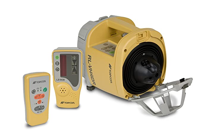 Topcon RL-VH4DR Rotary Laser Level Review