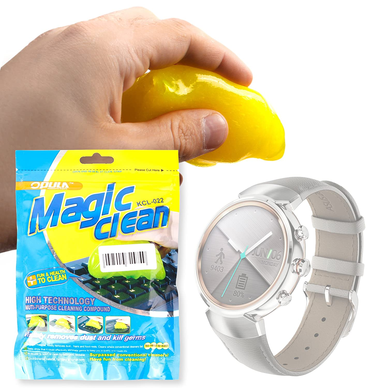 DURAGADGET Potente Gel Limpiador para Smartwatch ASUS WI501Q ...