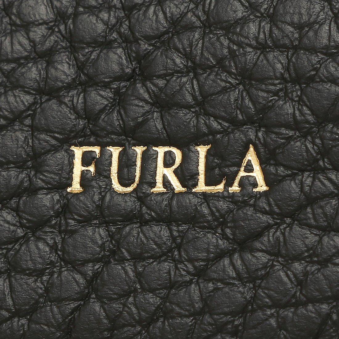 7f65aea4ee8b Amazon   [フルラ] ショルダーバッグ レディース FURLA 903554 BLS8 AGL ON1 ブラック マルチ [並行輸入品]    Furla(フルラ)   ショルダーバッグ