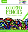 Crayola Colored Pencils 50 ct, Great for Adult Coloring Books