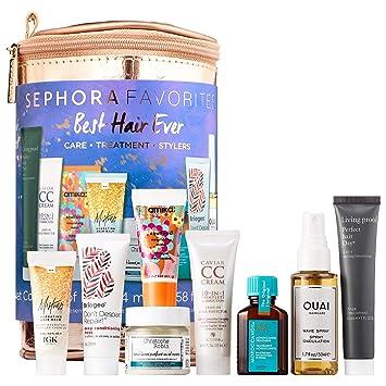Amazon.com: Sephora Favorites Best Hair Ever Juego de 8 ...
