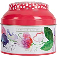 Florals Sweet Pea and Honeysuckle Talc Powder with Puff, 203 gram