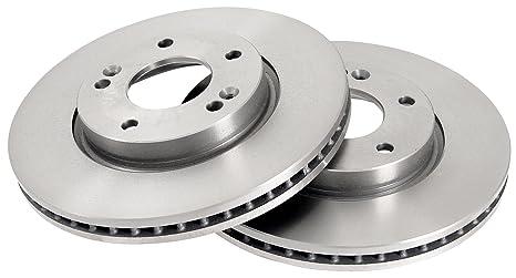 ABS 17640 Discos de Frenos, la Caja Contiene 2 Discos de Freno