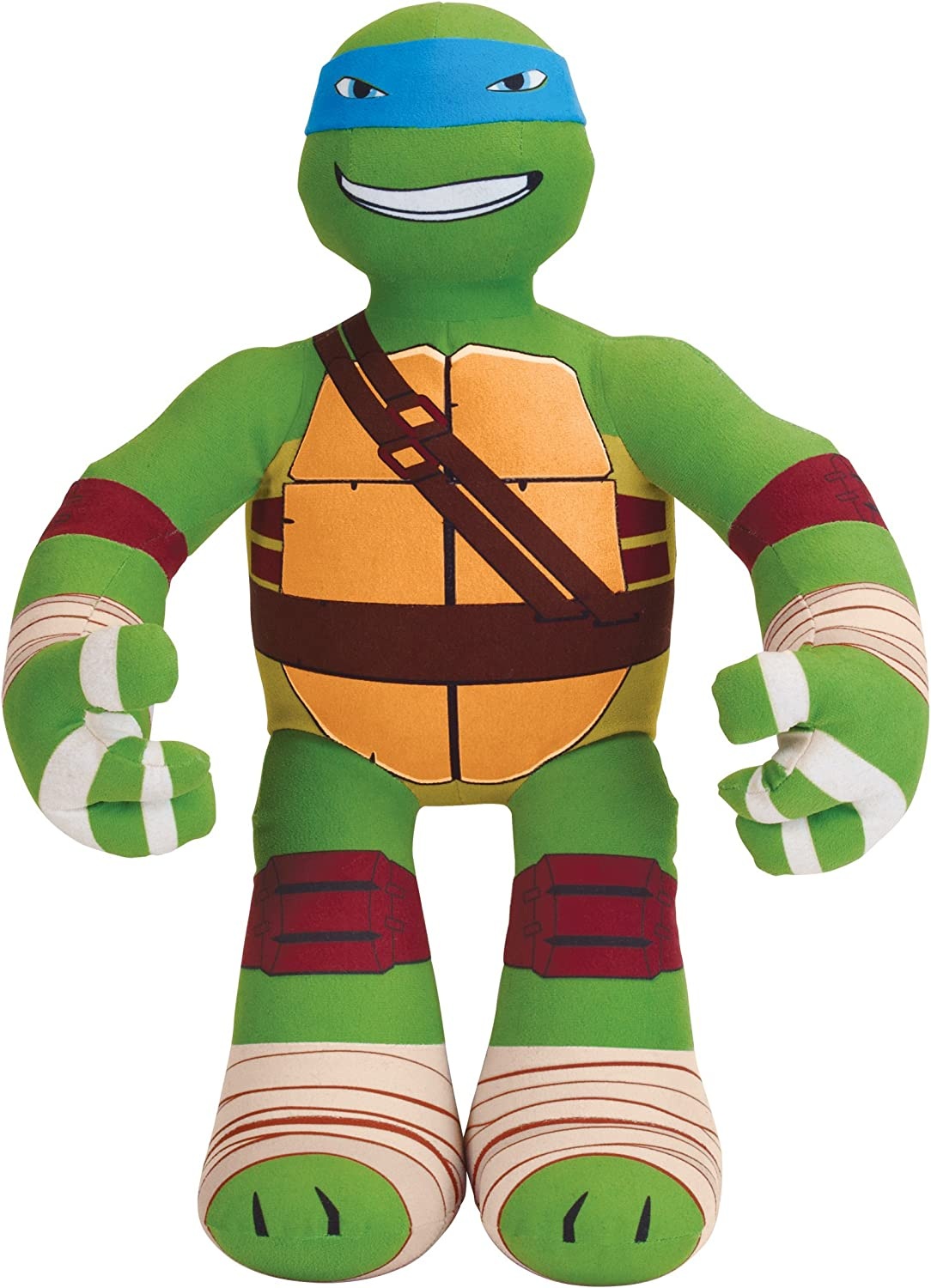 Teenage Mutant Ninja Turtles Pre-Cool Half Shell Heroes Ninja Practice Pal Leonardo Plush