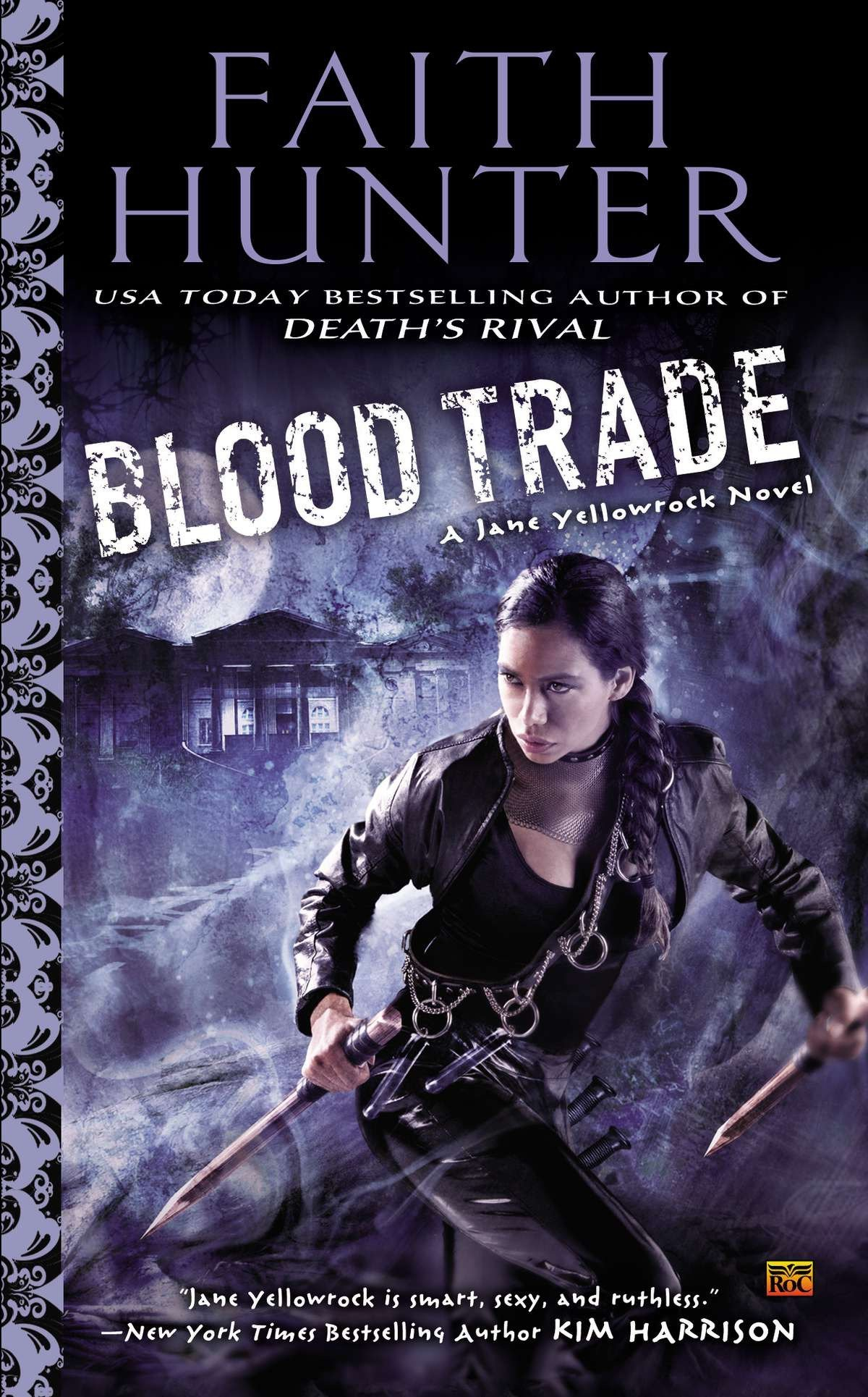 Download Blood Trade (Jane Yellowrock) pdf epub