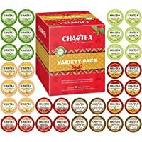 36 Keurig K-Cup Tea Variety Flavor Sampler Pack K Cups (Green Tea, Black Tea, Jasmine, Earl Grey, Oolong Green Tea…