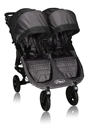 Baby Jogger City Mini Gt Double Stroller Black Shadow Discontinued By Manufacturer