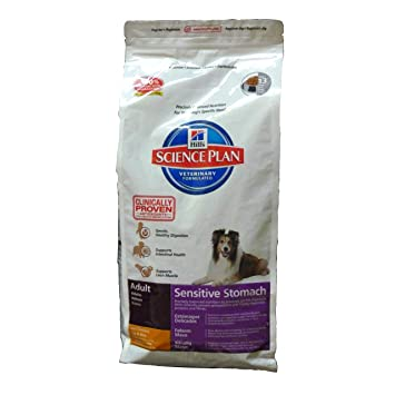 Hill S Science Plan Canine Sensitive Stomach Dry Mix 3 Kg Amazon Co