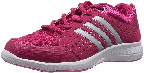 the best attitude f8370 eda4c adidas Arianna III - Zapatillas de cross training para mujer, color negro    blanco   rosa, - rosa blanco, 40  Amazon.es  Zapatos y complementos
