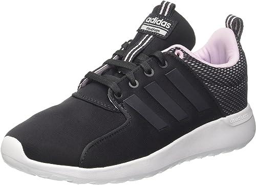 adidas Cloudfoam Lite Racer, Chaussures de Running Femme, Rose