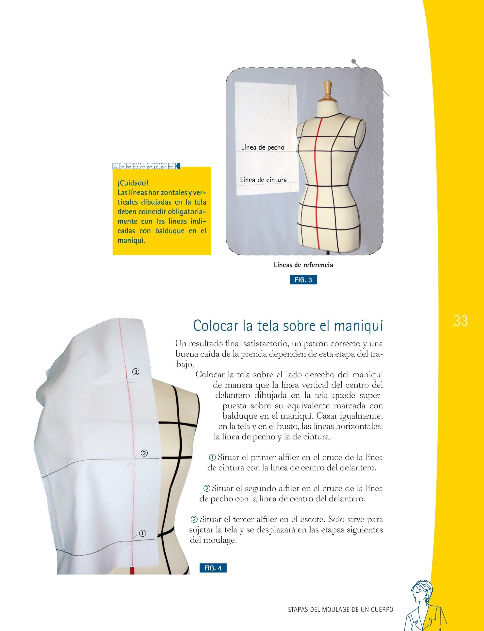 Diseño de moda. Moulage Las Bases: GILEWSKA(743494): 9788498743494: Amazon.com: Books