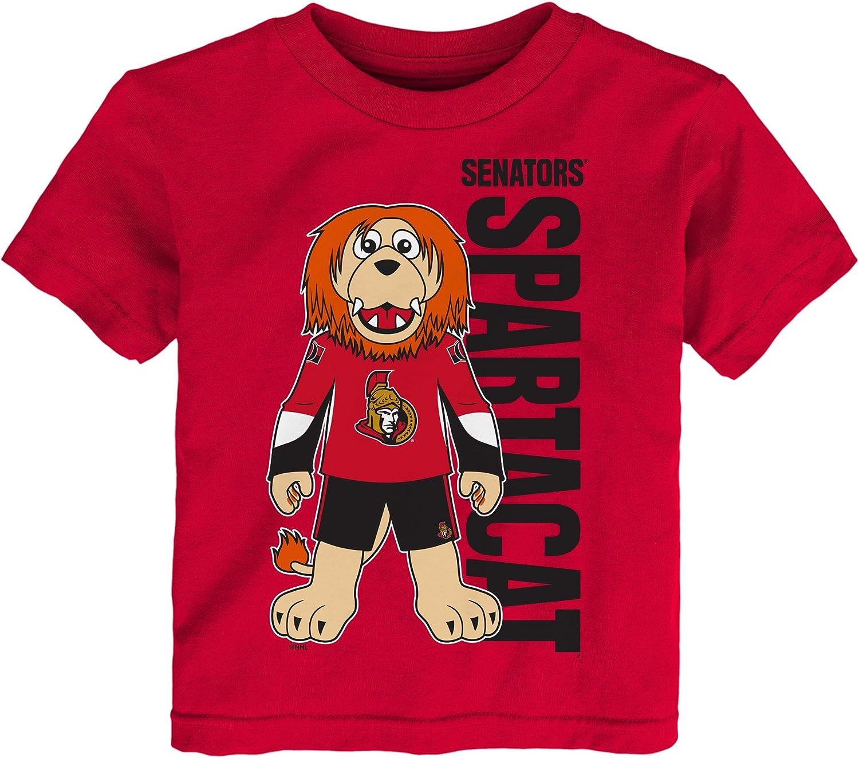 "NHL幼児用""マスコットプライド""半袖Tシャツ"