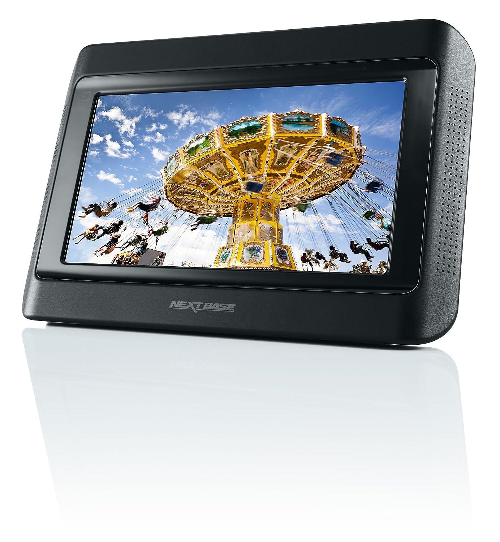 Nextbase Click 9 Lite Duo Deluxe Tragbarer DVD-Player mit Fahrzeug ...