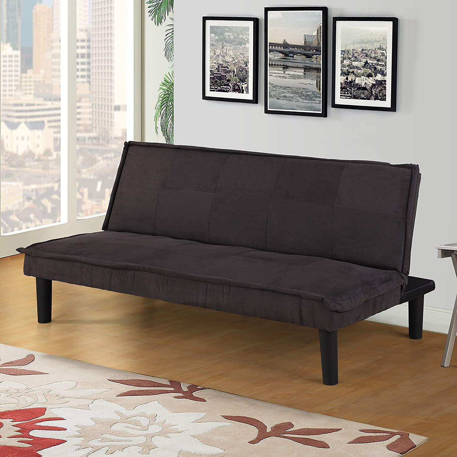 Superb Amazon Com Convertible Sofa Bed Futon Couch 3 Seater Sofa Pdpeps Interior Chair Design Pdpepsorg