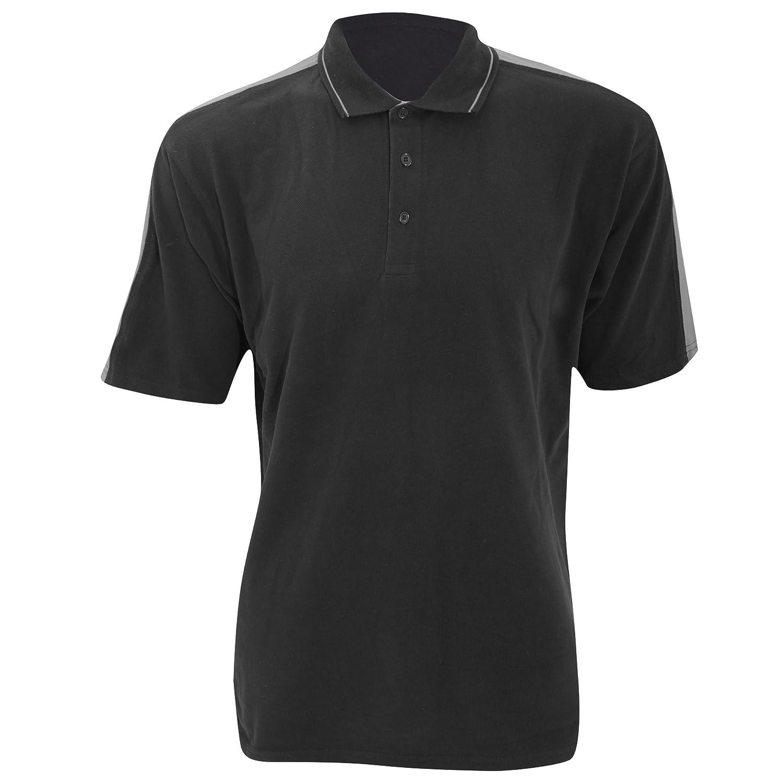 Kustom Kit Sporting Mens Short Sleeve Polo Shirt