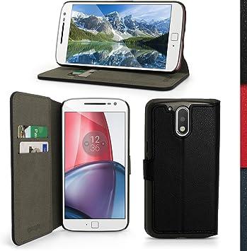 iGadgitz U5400 Funda Compatible con Motorola Moto G 4th Generation ...