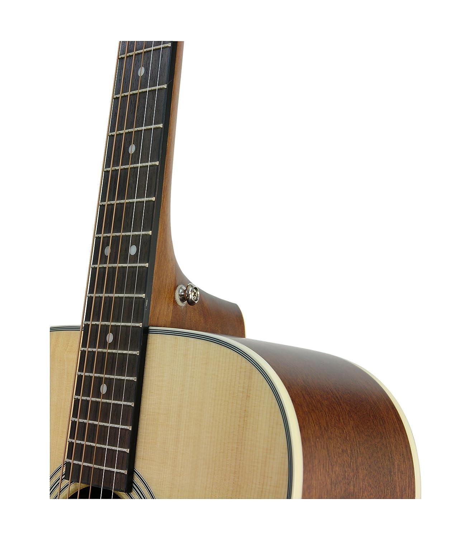 dean sadcbk st augustine dreadnought acoustic guitar