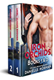 Iron Orchids Box Set 1: Books 1 & 2 (Iron Orchids Collection)