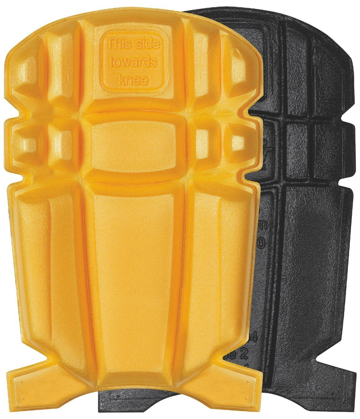 Snickers 9110 Craftsmen Kneepads Yellow/Black by Snickers