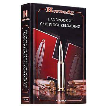 Hornady 9th Edition - Producto de Limpieza y Mantenimiento para Caza, Color Rojo: Amazon.es: Deportes y aire libre