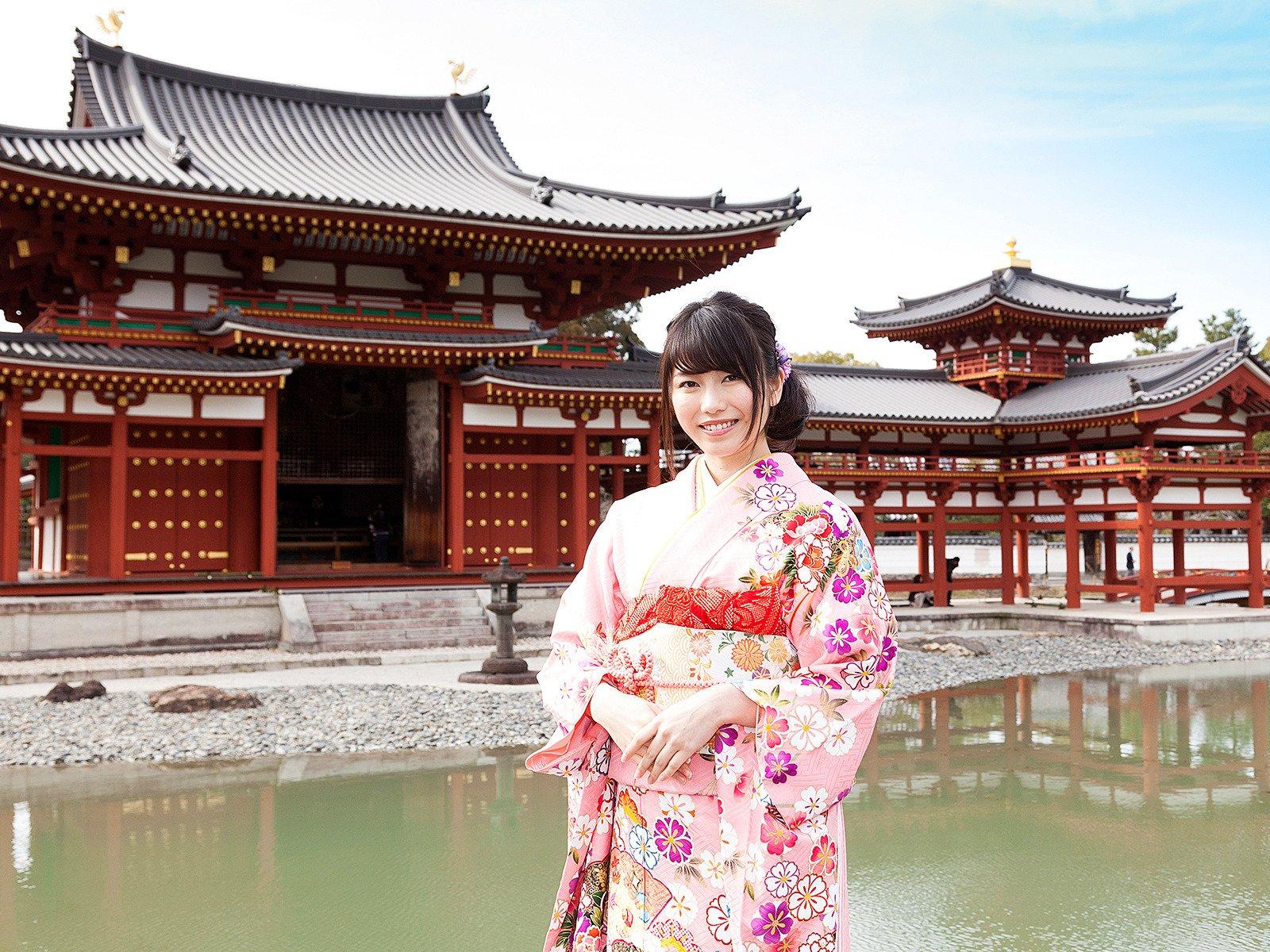 21. 平安貴族の別荘地・宇治 横山由依(AKB48)がはんなり巡る 京都 いろどり日記