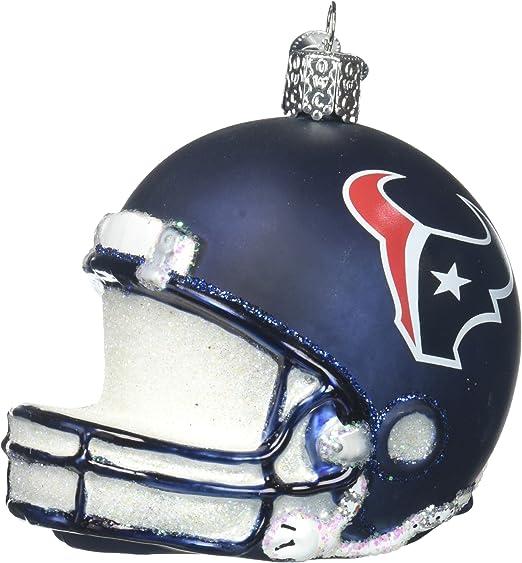 NFL Houston Texans Large Ball Ornament