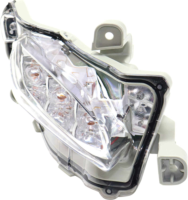 LED Headlight Lamp Assembly Passenger Side RF RH for 2017 to 2018 Corolla