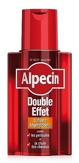 Alpecin - Champú cafeína con doble efecto – Champú anticaída y anticaspa: Amazon.es: Belleza