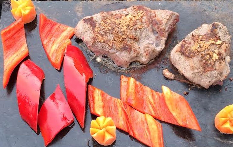 Grillstein Für Gasgrill : Grillplatte von grillstone® zubehör für gasgrill und elektrogrill