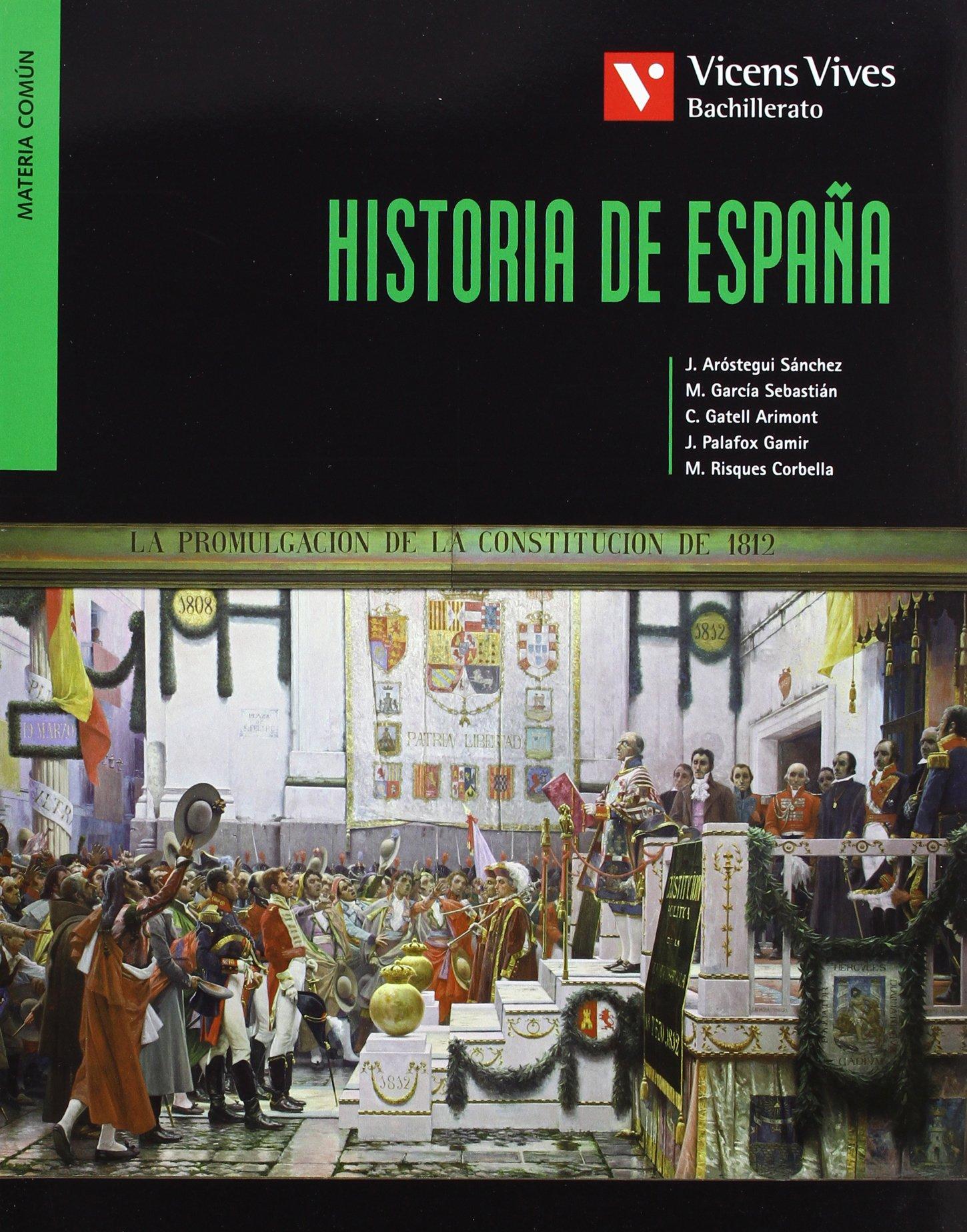 HISTORIA DE ESPAÑA+PAIS VASCO: 000002 - 9788431670870: Amazon.es ...