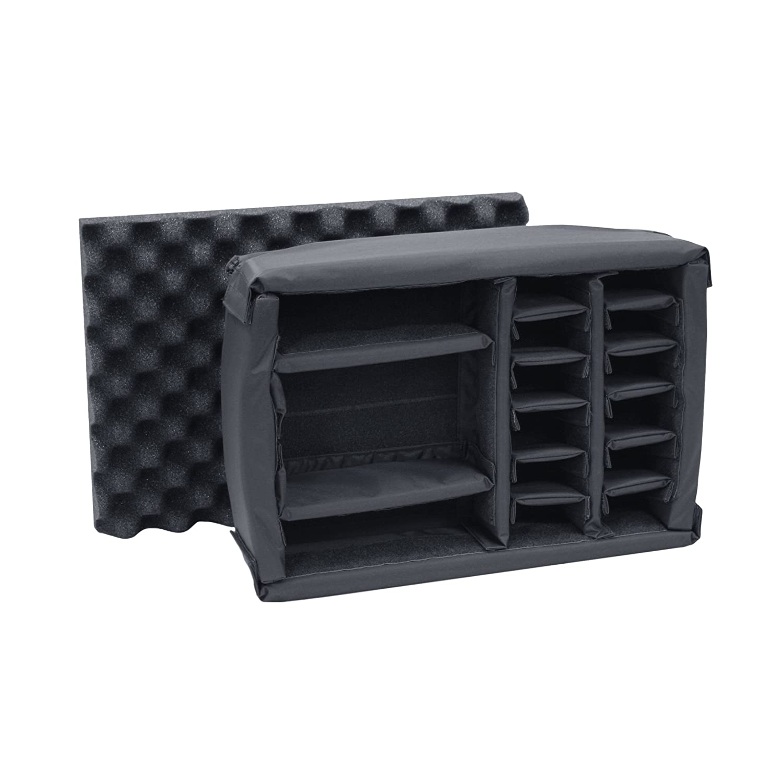 Nanukパッド入りDivider for 925ケース  黒鉛 B003JH7XQ0