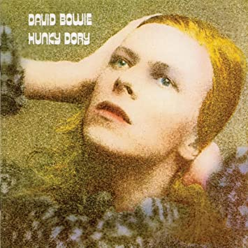 Image result for david bowie hunky dory album cover