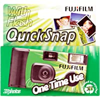 Fujifilm Quicksnap Super 400 135-27 CN Wegwerp Camera met film