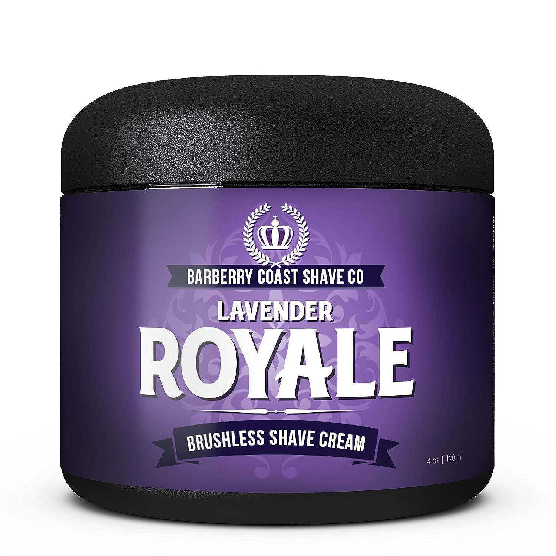 Amazon.com: Crema de afeitar para hombres – hecha con ...