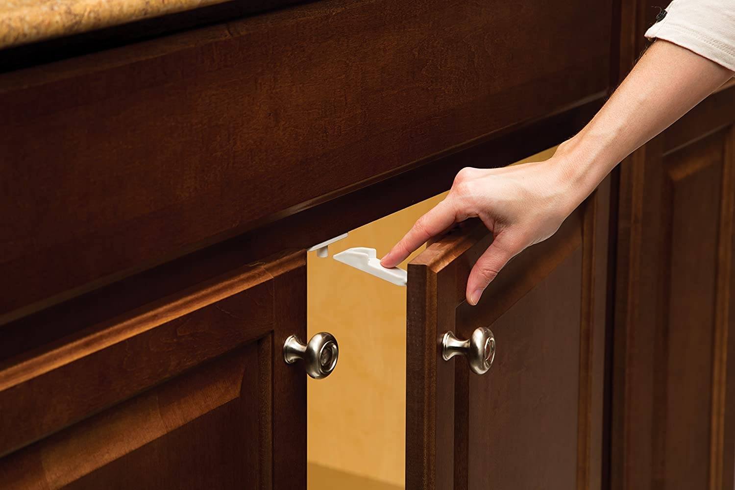 Safety 1st Finger Guard Cabinet and Drawer Latches HS180