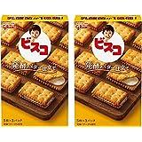江崎グリコ ビスコ 発酵バター仕立て 15枚×2個