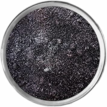 1753f6ba01c Black Ice Loose Powder Mineral Shimmer Multi Use Eyes Face Color Makeup Bare  Earth Pigment Minerals