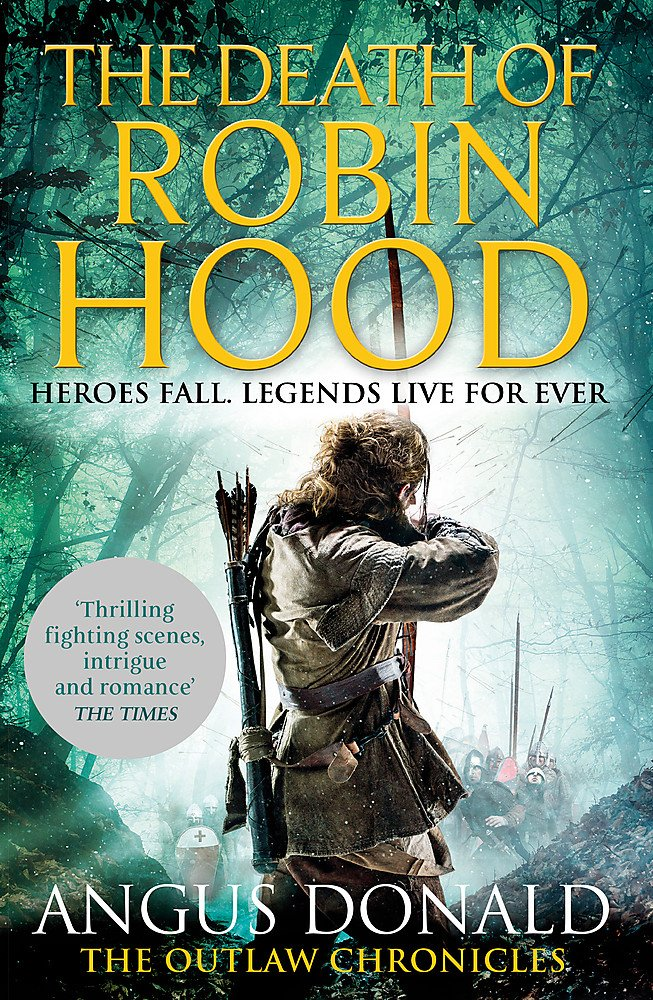 Download The Death of Robin Hood (Outlaw Chronicles) pdf