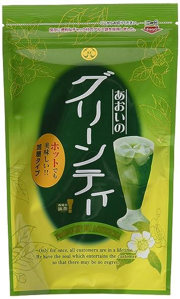 Sweet Té Verde 300 g - Una mezcla de té Matcha de alta calidad y tensai