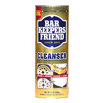 Bar Keepers Friend Cleaner for Soap Scum