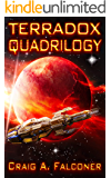 Terradox Quadrilogy: The Complete Box Set (Books 1-4 of the Thrilling Space Opera and Sci-Fi Exploration Series)
