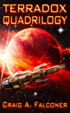 Terradox Quadrilogy: The Complete Box Set (Books 1-4 of the Thrilling Space Opera and Sci-Fi Exploration Series) (English Edition)