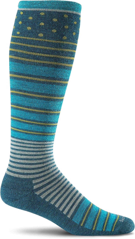 Sockwell Womens Twister Firm Graduated Compression Sock